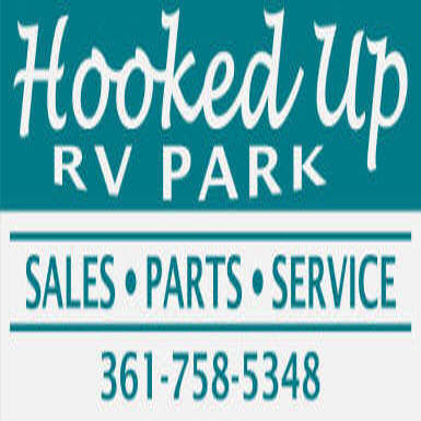 Hooked Up RV Park logo